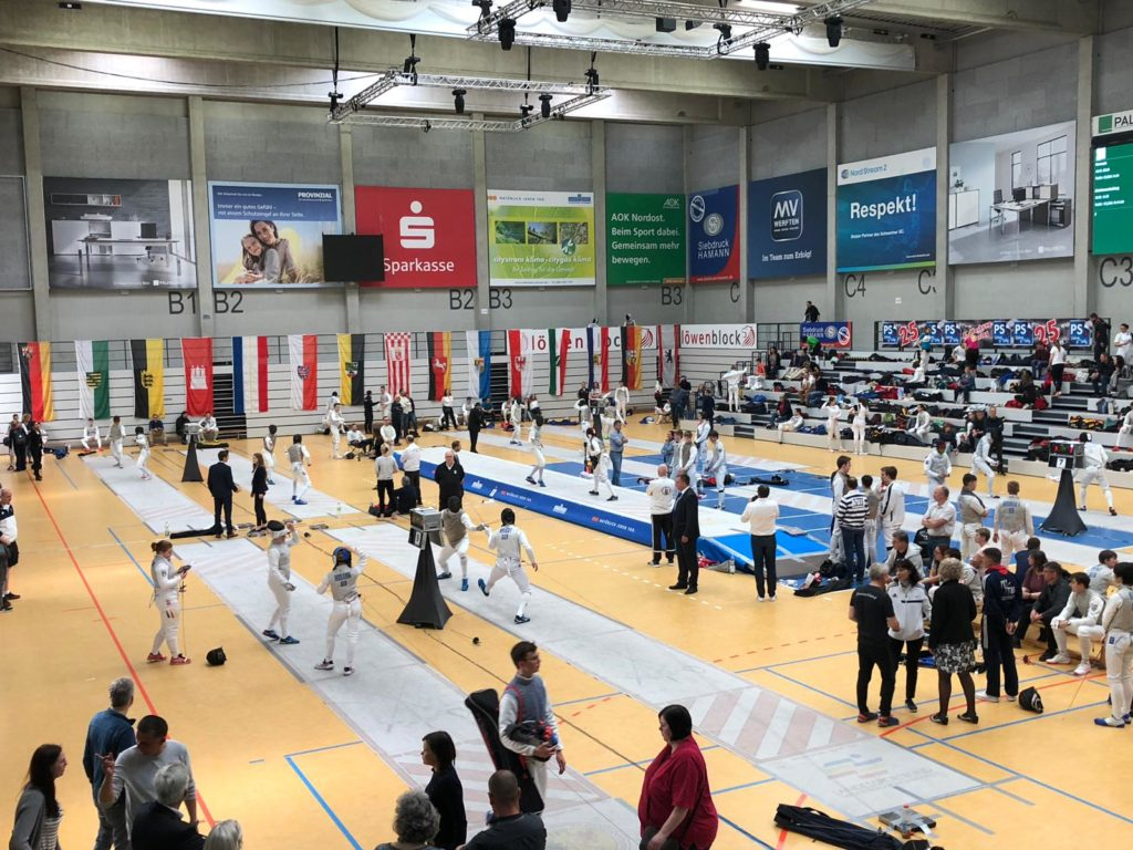 Erfolgreiches Jahr bei der Eintracht: Zahlreiche Qualifikationen zur Deutschen Meisterschaft geglückt